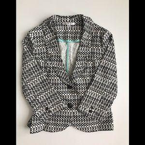 Cabi DuJour Cropped Blazer Size 6